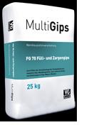 MultiGips FG 70 Füll- und Zargengips