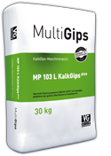 MultiGips MP 103 L KalkGips Plus