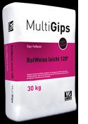 MultiGips RotWeiss leicht 120F