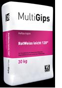 MultiGips RotWeiss leicht 120m