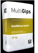 MultiGips GoldWeiss licht NL
