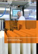 MultiGips Gipsblokken - technische brochure