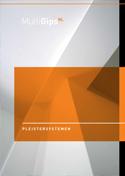 MultiGips Pleistersystemen - technische brochure