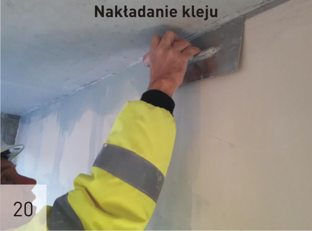 Montaż ścian