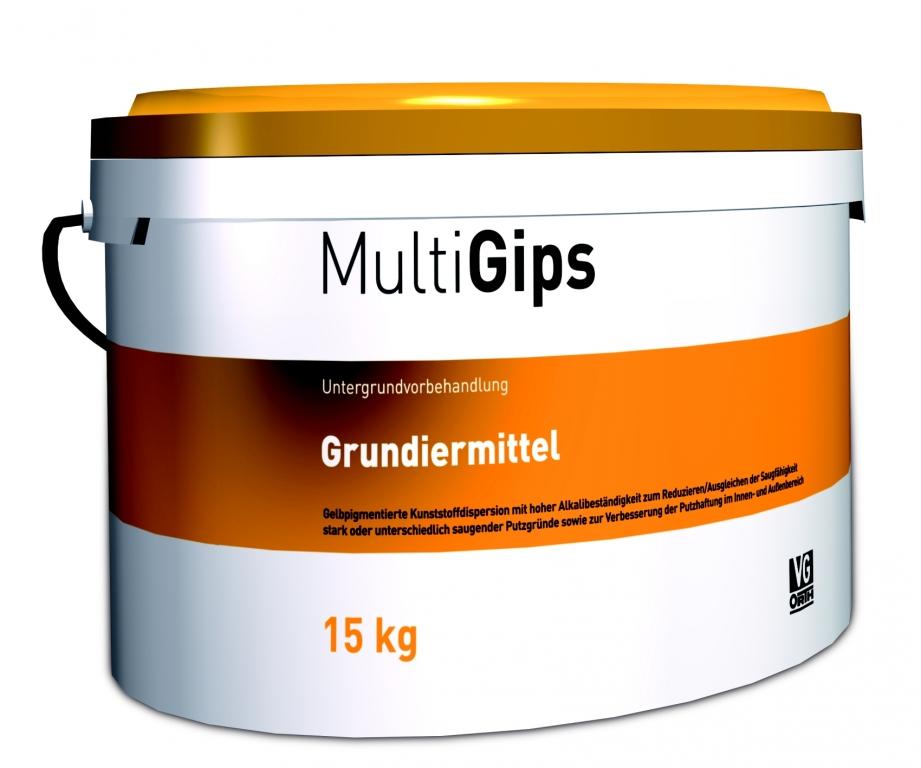 MultiGips Grundiermittel