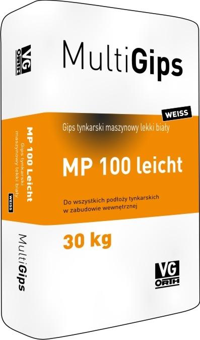 MultiGips MP 100L Weiss
