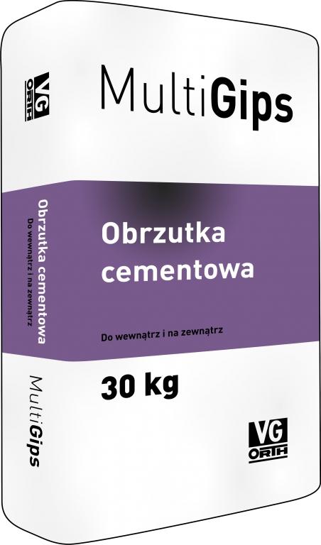 MultiGips Obrzutka cementowa