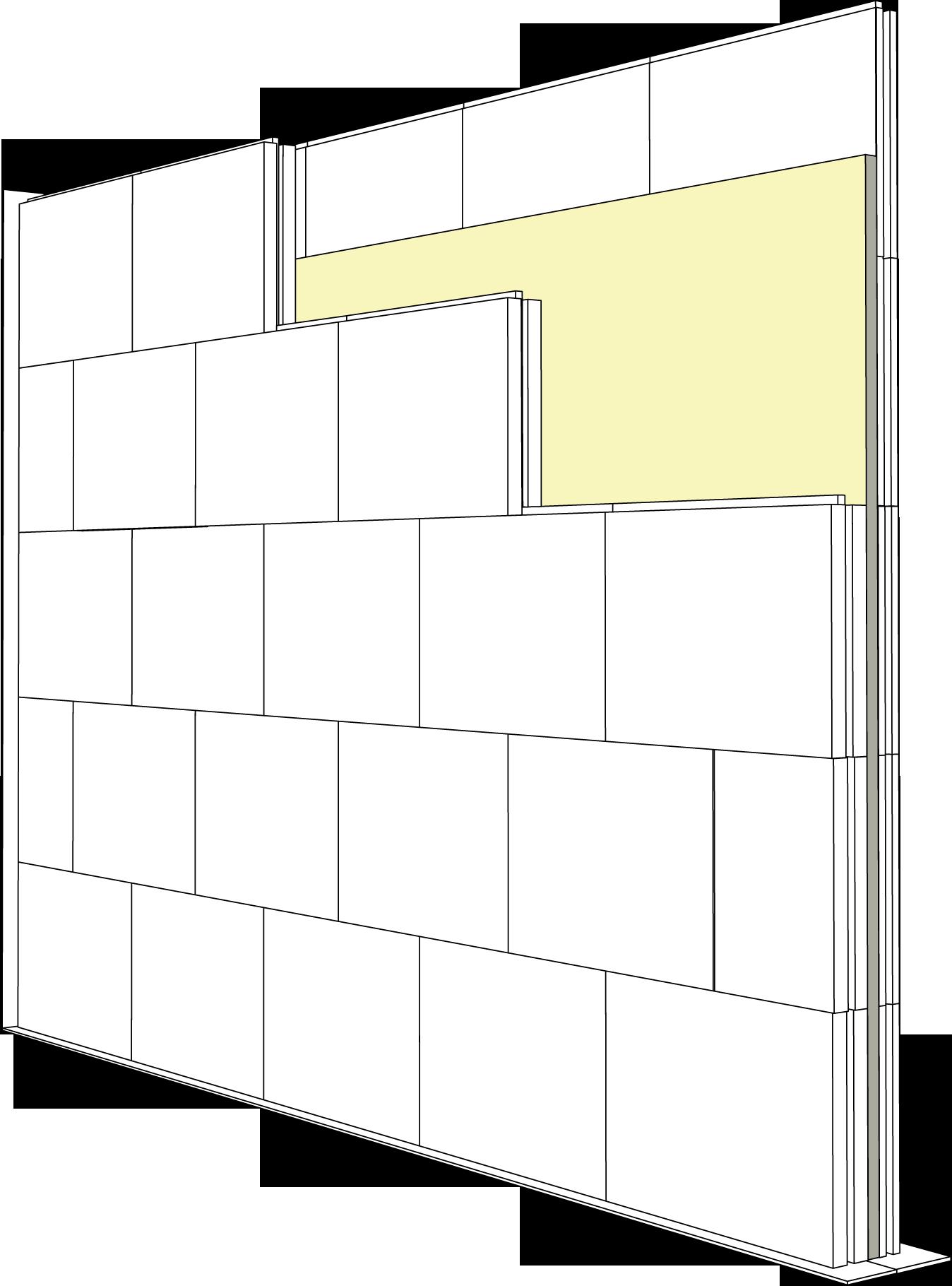 Ściany warstwowe